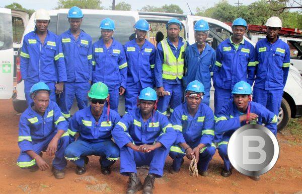 Buonomano Construction Staff